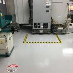 floor tape line marking