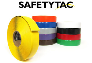 Floor Safety Tape for Aisle Marking